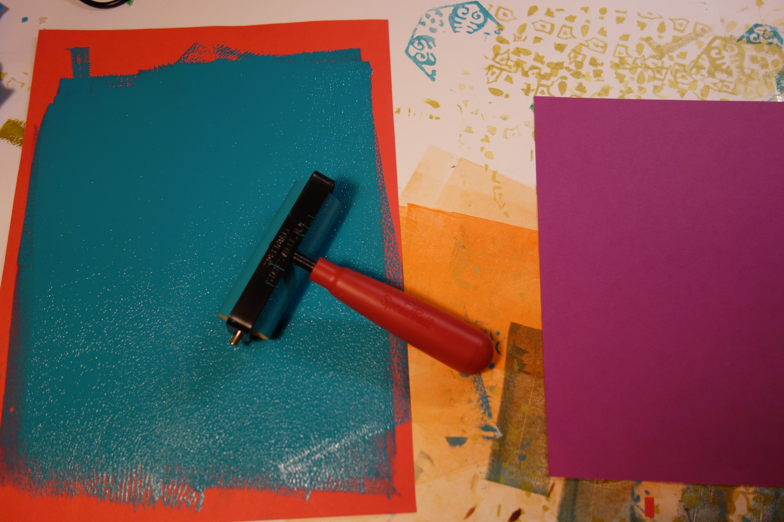 Tutorial: Block printing with a cutting plotter – Natalie Freed