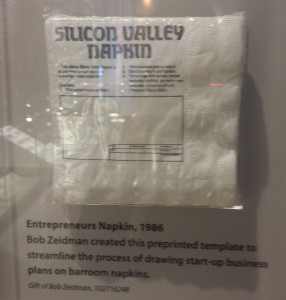 Silicon Valley Napkin